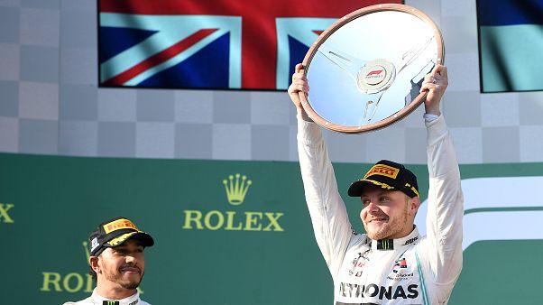 Bottas se impone en el Gran Premio de Australia