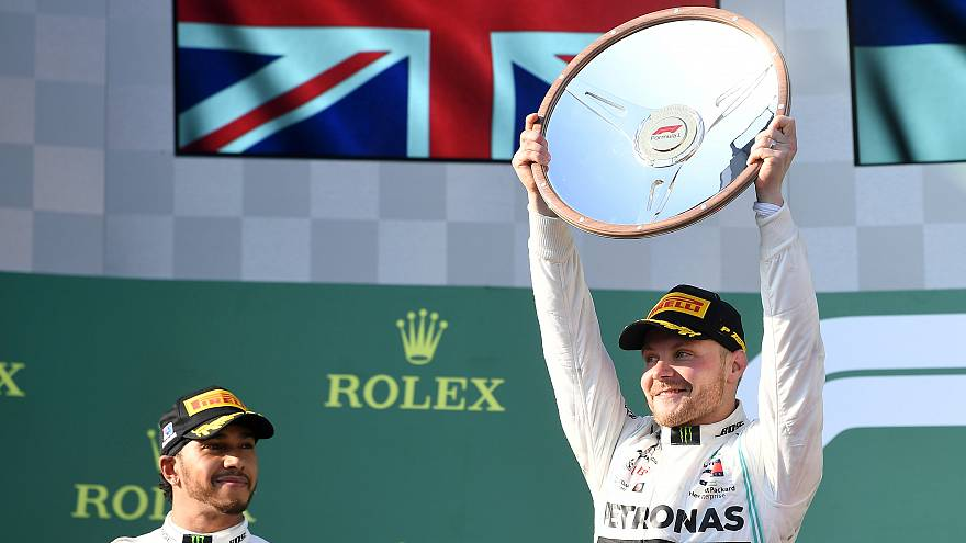 Gp Australia: Mercedes, buona la prima! Trionfa Bottas