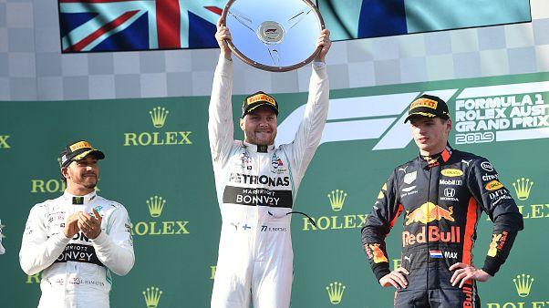 Bottas vence GP Austrália de Fórmula 1