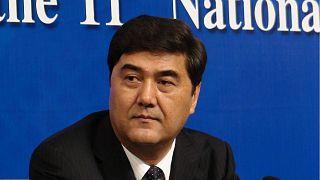 Uygur Türklerinin en üst düzey yetkilisi Nur Bekri'ye yolsuzluk davası açılacak