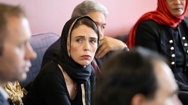 مانیفست حمله تروریستی نیوزیلند ۹ دقیقه پیش از حادثه روی میز نخست وزیر بود