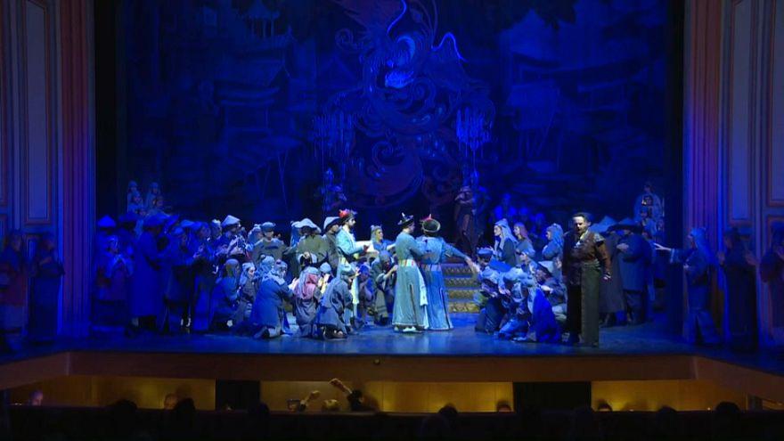 Bolşoy Tiyatrosu'nda ilk kez bir Türk operası sahnelecek, Troya 8 Nisan'da Moskova'da