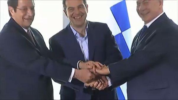 Παρουσία των ΗΠΑ η τριμερής Ελλάδας - Κύπρου - Ισραήλ