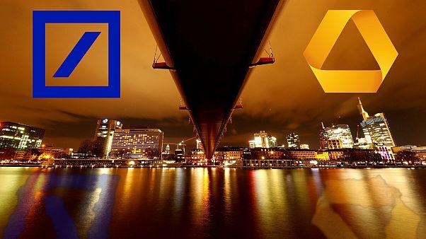Dois maiores bancos da Alemanha preparam fusão