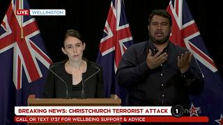 Ardern's office received shooter's 'manifesto' minutes before the attack