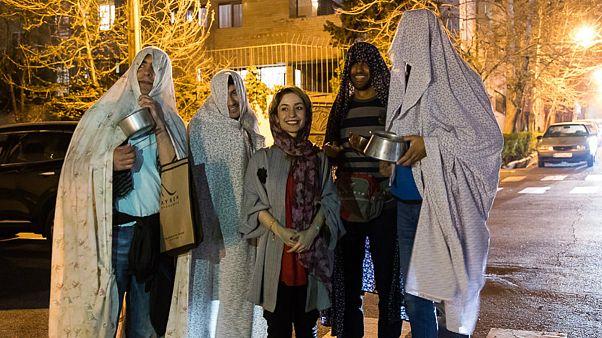 رونق دوباره سنت قاشقزنی در ایران