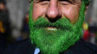 17. März: Iren feiern St. Patrick's Day