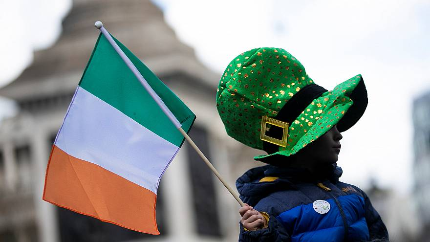 Ирландия отметила День святого Патрика