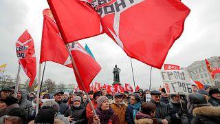 Удальцов, Стрелков и Чаплин против Путина
