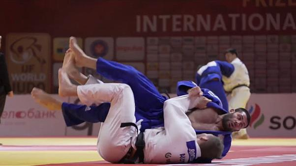 Gold rush by Russian judokas on final day of Ekaterinburg Grand Slam