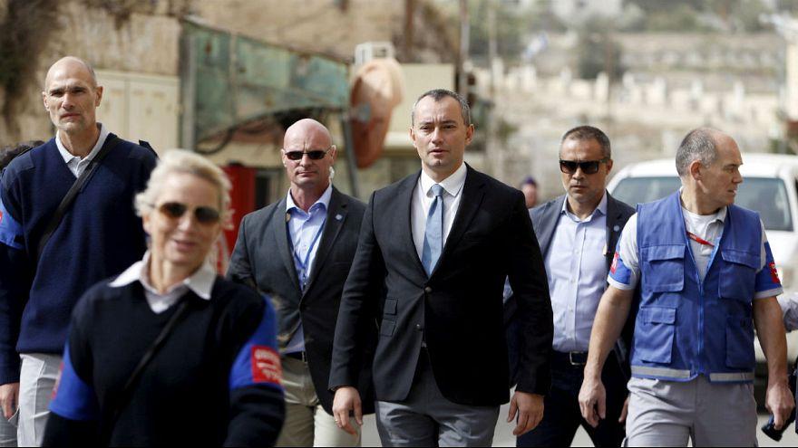 یک مقام سازمان ملل سرکوب معترضان فلسطینی به دست حماس را محکوم کرد