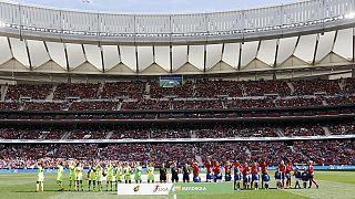 Neuer Rekord: Mehr als 60.000 Zuschauer beim Frauenfußball
