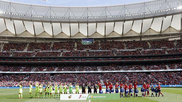 اسپانیا؛ رکوردی جدید برای حضور تماشاگر در مسابقات فوتبال زنان