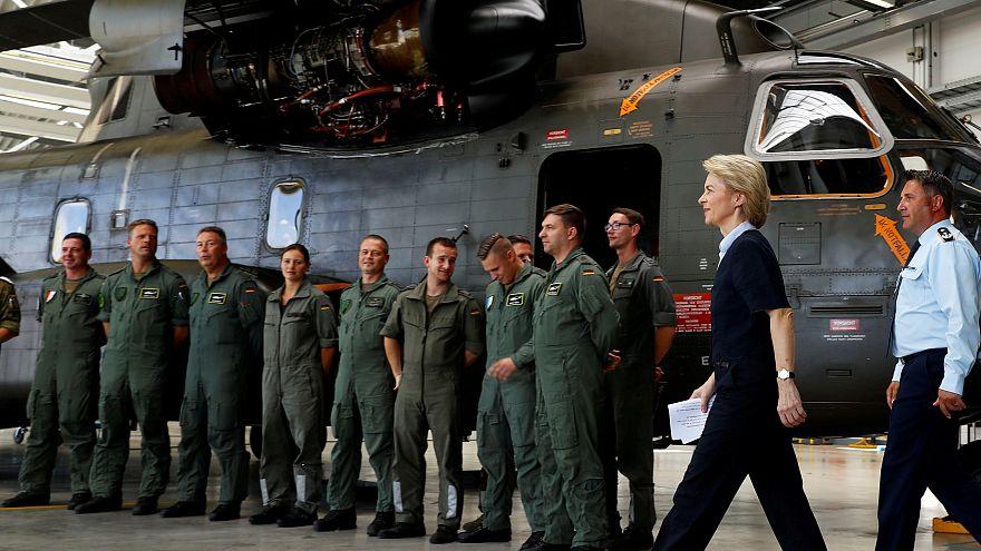 Bedingt abflugbereit: Bericht bescheinigt Bundeswehr marode Ausrüstung