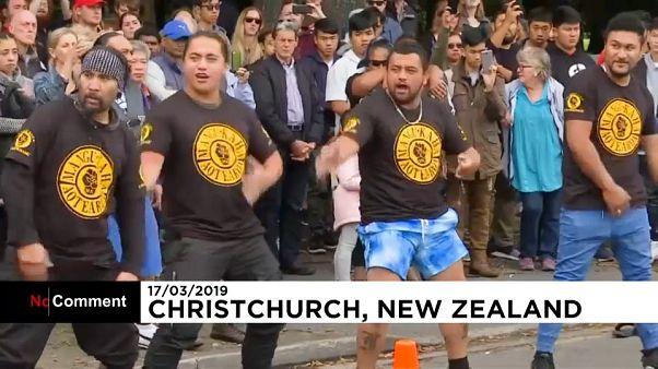 Μοτοσικλετιστές χόρεψαν Χάκα στη μνήμη των θυμάτων της Νέας Ζηλανδίας