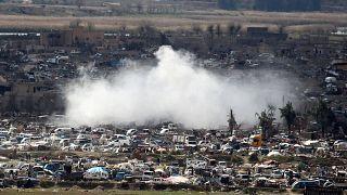 """""""داعش"""" في سوريا يقول إن النزوح من الباغوز لن يضعف التنظيم"""