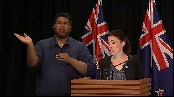 Neuseeland: Ardern-Appell an soziale Medien