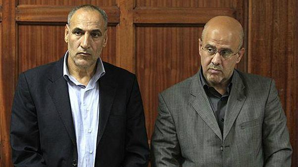 احمد ابوالفتحی و سید منصور موسوی در دادگاهی در کنیا