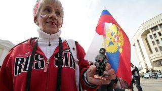 Moscou fête le cinquième anniversaire de l'annexion controversée de la Crimée