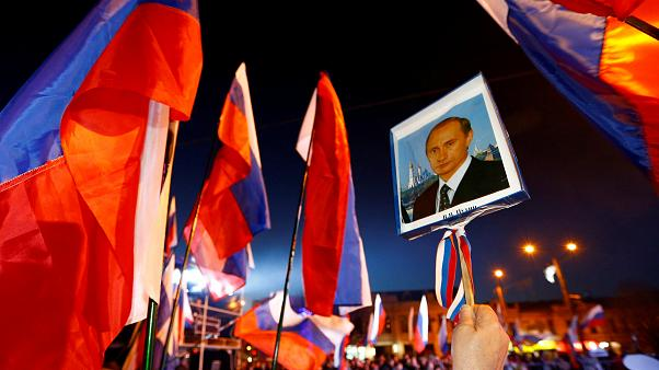 Conmemoraciones en Simferopol