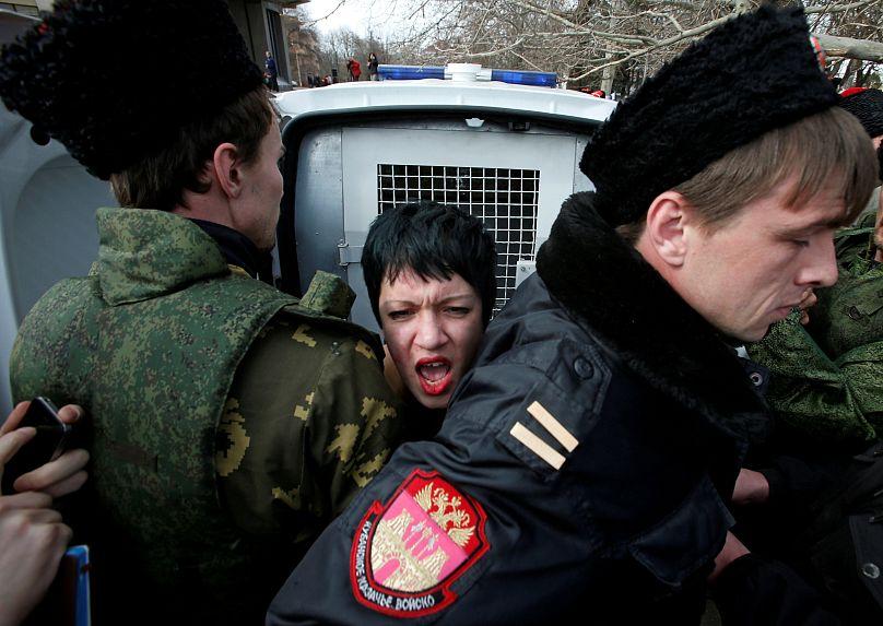 REUTERS/David Mdzinarishvili
