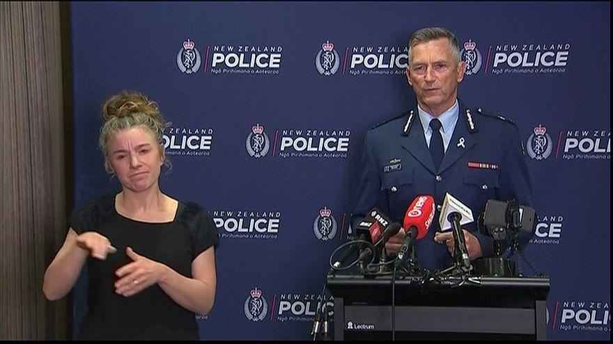 قائد الشرطة في نيوزيلندا مايك بوش