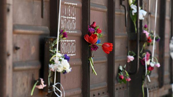 Θεσσαλονίκη:  Εγγονός στρατιώτη της Βέρμαχτ συνάντησε επιζώντα του Ολοκαυτώματος
