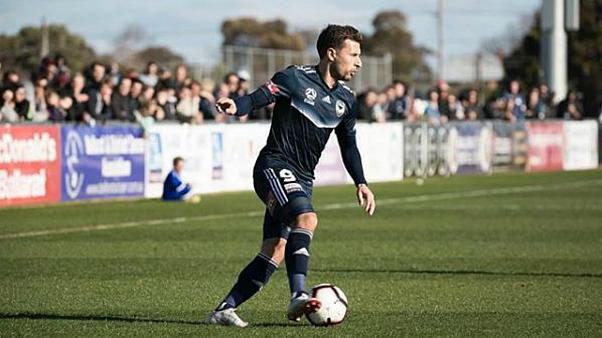 لاعب كرة القدم النيوزيلندي كوستا برباروسيس