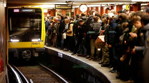 Berlin public transit is offering 21 per cent off to women today