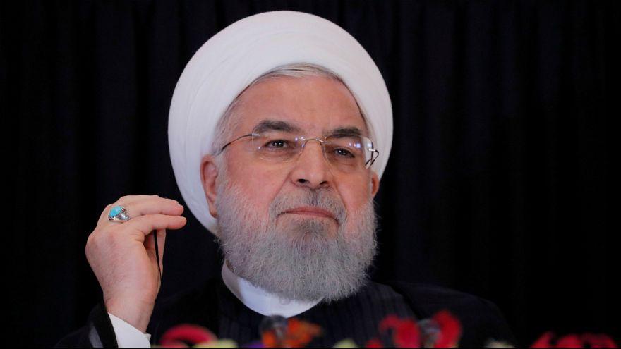 روحانی: علیه آمریکا بهدلیل ارتکاب «جنایت علیه بشریت» ضد ایران شکایت میکنیم