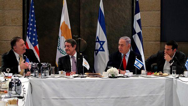 Τριμερής Ελλάδας-Κύπρου-Ισραήλ: Οι προοπτικές στο ενεργειακό πεδίο