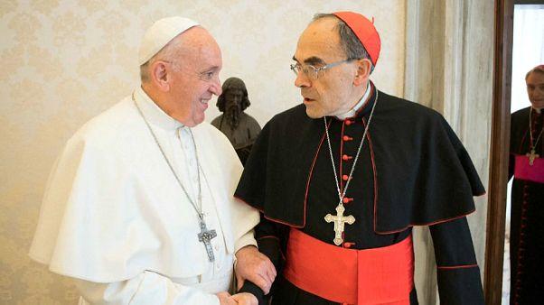 Αρχιεπίσκοπος Λυών: Παρέδωσε στον Πάπα την παραίτησή του
