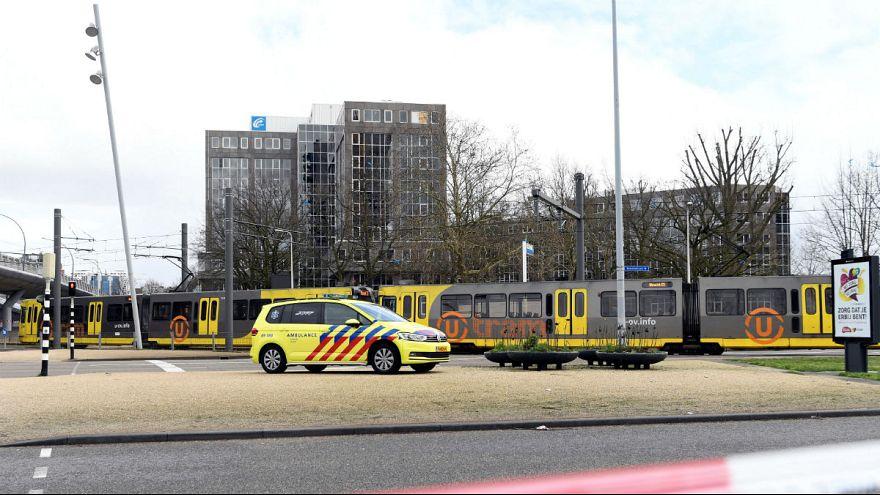 مظنون تیراندازی مرگبار در شهر اوترخت هلند دستگیر شد