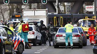 Fusillade aux Pays-Bas : un suspect d'origine turque arrêté, ses motifs peu clairs