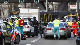 Трое погибли, девять ранены в результате стрельбы в нидерландском Утрехте