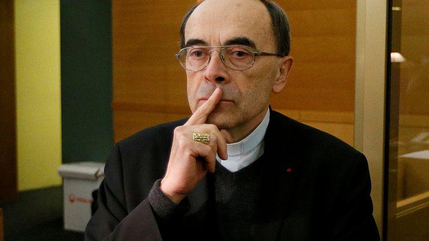 El cardenal Barbarin presenta su dimisión al papa Francisco