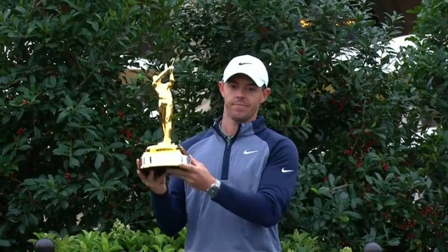 McIlroy conquista el torneo 'The Players'