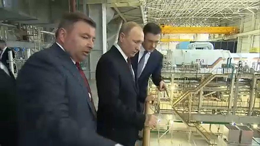 Ο Πούτιν στην Κριμαία πέντε χρόνια μετά την προσάρτηση της χερσονήσου