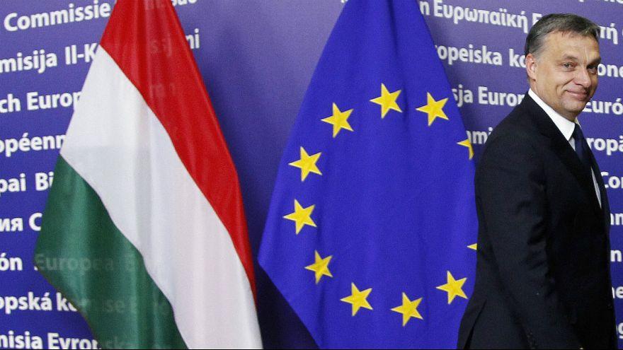 مجارستان و اتحادیه اروپا
