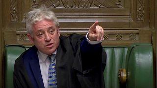 Brexit: Αποκλείει τρίτη ψηφοφορία για την ίδια συμφωνία ο πρόεδρος της Βουλής