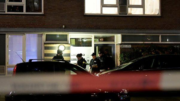 Утрехт: турок стрелял в родственницу?