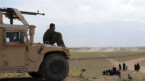 عزم دمشق برای بازپسگیری مناطق تحت کنترل نیروهای دموکراتیک سوریه