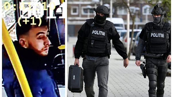Ουτρέχτη: 37χρονος Τούρκος με ποινικό μητρώο ο δράστης που συνελήφθη