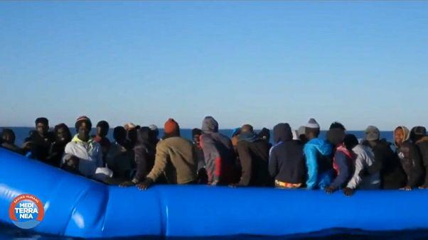 Sequestrata a Lampedusa la Mare Jonio