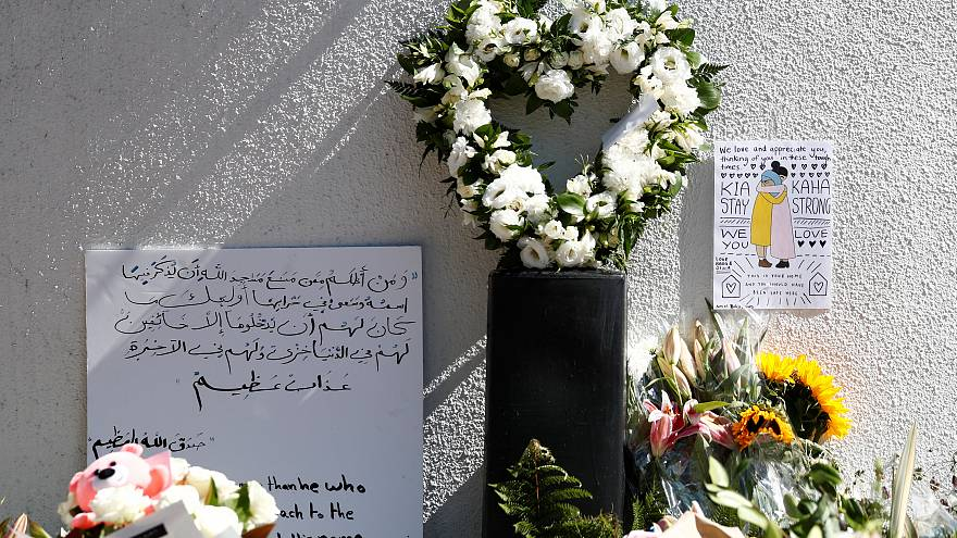 Nova Zelândia homenageia vítimas de Christchurch