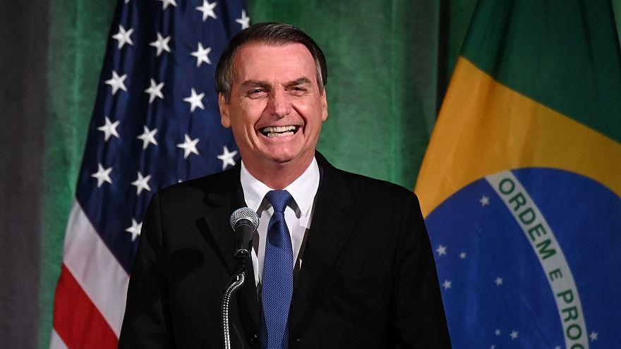 Bolsonaro encontra-se hoje com Trump