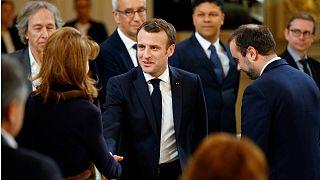 Ausschreitungen in Paris: Macron will hart durchgreifen