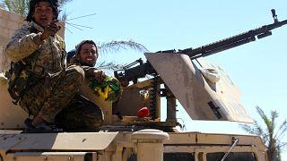 قوات سوريا الديمقراطية تأسر 157 متشددا وتقول إن هزيمة داعش باتت قريبة
