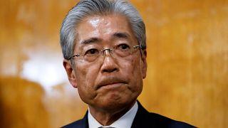 نکازو تاکدا از ریاست کمیتۀ المپیک ژاپن کنار میرود