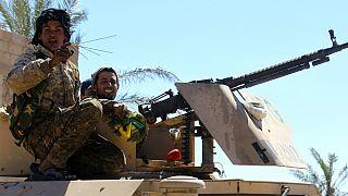 نیروهای دموکراتیک سوریه: اردوگاه باغوز را تسخیر کردیم، نبرد ادامه دارد